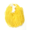 Seedbead 10/0 Yellow Color Lined Strung Terra Colour